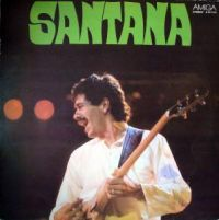 Cover Santana - Santana [1977]